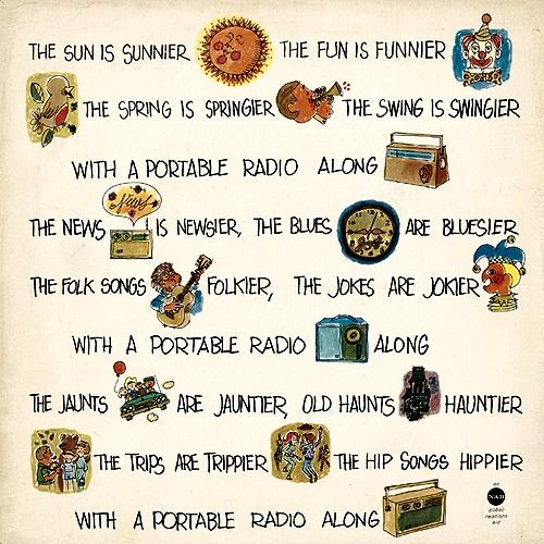Norman Barrington's Radio Pages - Rare Items